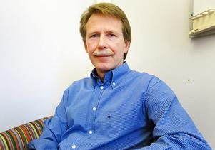 Lars Bengtsson på högskolan i Gävle hoppas på samarbete med datajätten.