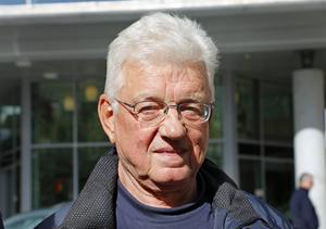 Stig Zettlin, ordförande Sjukvårdspartiet.