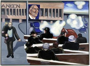 Marcus Wallenberg symboliserade kapitalismen på 60- och 70-talet.
