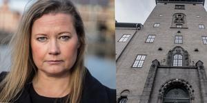 Camilla Anderson Sparring hoppas nu att  Stockholms tingsrätt dom som friande Eskil Erlandsson blir överklagad.