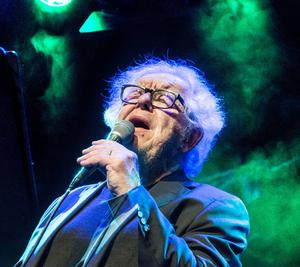 Claes Jansons röst påminner om Totta Näslunds. Foto: Stewen Quigley