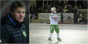 Hans Åström är en av Bollnäs genom tiderna största spelare. Nu är det sonen Philip som ska göra sig ett namn på högsta nivå – men inte i moderklubben.