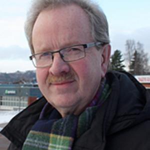 Täpp Kent Olsson, reporter med ansvar för Gagnef.