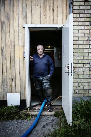Peter Sjögren hoppas på försäljning av bryggeriet.