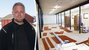 8a162d83b714 Ladugård blir nytt företagarcentrum – ung entreprenör satsar: