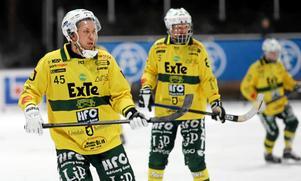 Mattias Sand är tillbaka i Ljusdal den här säsongen efter ett uppehåll.
