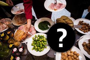 Vad ska vi äta om krisen kommer?Foto: Robin Haldert / TT