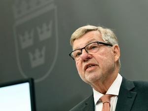 Förre ordförande för försvarsberedningen Björn von Sydow (S) menade att hans eget parti inte satsade tillräckligt på Försvaret.