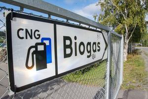 Sverige ska satsa på biogas, anser skribenten.
