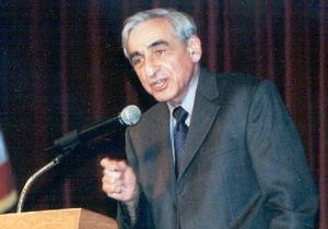 Vänsterfilosofen Michael Walzer 2002. Foto: United States Federal Government