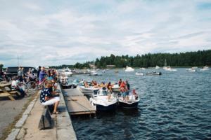Foto: Sofia NahringbauerIntresset för Söderhamns skärgårdscruising har vuxit med åren.