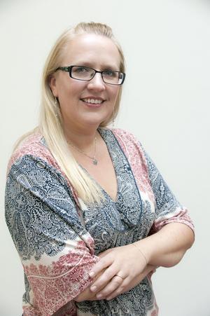 Ingrid Eronn, Leksandsbördig meteorolog på Foreca.Bild: Foreca.