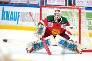 Mattias Pettersson höll nollan mot Skellefteå.Foto: Simon Hastegård/Bildbyrån