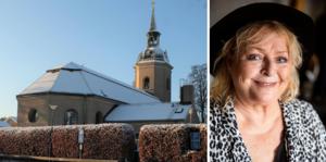 Kikki Danielsson kommer till Norrtälje kyrka med turnén