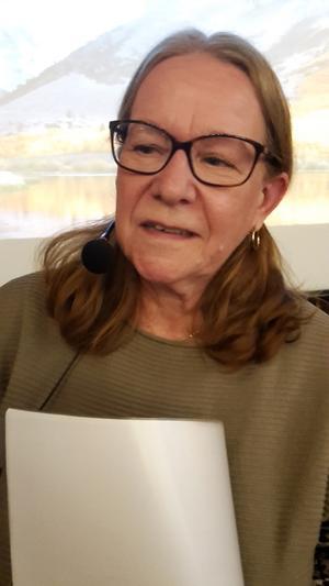 Lena Ekilsson, Umeå universitet. Foto: Hervor Sjödin