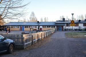 Mats Knuts förskola kommer inte rivas förrän till sommaren. Arkivbild.