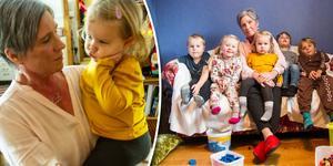 Nu slutar kommunen erbjuda familjedaghem som barnomsorgsalternativ. Kommunens sista dagbarnvårdare är Carina Hedqvist, som börjar jobba på förskolan i Tallåsen.