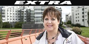 Amanda Agestav, oppositionsråd för Kristdemokraterna i Västerås.