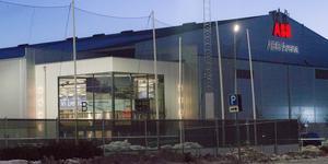 ABB Arena Syd i Västerås.