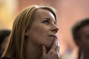 Annie Lööf, partiledare för Centerpartiet, är en av politikerna som driver på för en förändring av LAS.