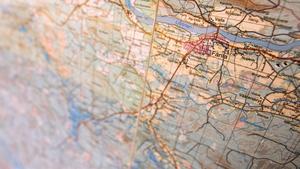 I Färila socken ska fastighetsbeteckningarna för byn Tovåsen ändras.