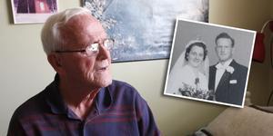 Rune Moen var gift med sin Lisa i 56 år.