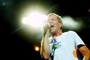 Deep Purple's sångare Ian Gillan. Arkivbild. Foto: Claudio Bresciani / SCANPIX
