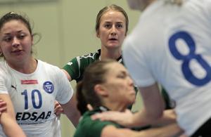 Maja Axell svarade för en inspirerad insats på lördagen – och sex tunga mål.