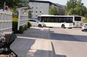 Faran med gratis busskort är att promenaderna kan bli färre.