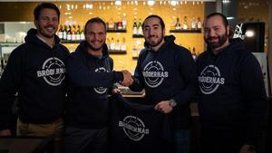 """""""Hockeybröderna"""" tar etablerade hamburgerkedjan till nya arenan: """"En stor satsning"""""""