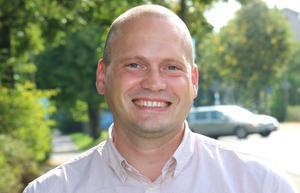 Rikard Arveden, (M), är andre vice ordförande i Bildningsnämnden i Hallsbergs kommun.
