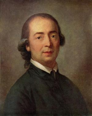 Johan Gottfried Herderl1785. Målning av Anton Graff.