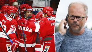 Kent Norberg är säker på att få behålla Filip Hållander, men riktar blickarna mot en ny back.