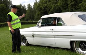 Ett kul gratisjobb är Åkdon och Termos för Kalle Dahlin och kompani i Ludvika Classic Wheels Club.