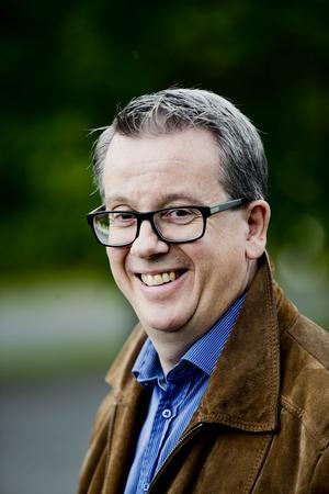 Måltidsexperten Richard Tellström är bland annat känd för SVT-serien Historieätarna. Foto: Lennart lundkvist/TT
