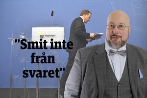 Det här är en ledartext av Patrik Oksanen, politisk redaktör på Hudiksvalls Tidning (c) och ledarskribent på Östersunds-Posten (c).