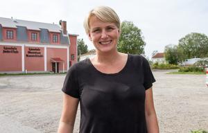Än så länge är inte bygglovsansökan beviljad. Beroende på vad kommunen säger kan byggplanerna behöva revideras, understryker Julia Öhman.