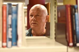 Jan Erik Ohlsson växte upp i Orsa och lärde sig mycket genom att besöka biblioteket.
