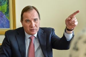Stefan Löfven pekar ut helt fel riktning för kriminalpolitiken