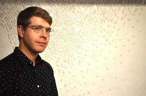 David Carlsson har inspirerats av författaren Orhan Pamuks bok