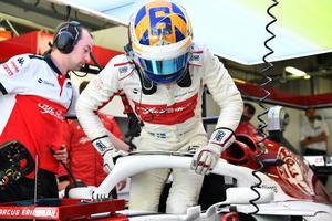 Marcus Ericsson tappade en tiondeplats från kvalet till en 13:e-plats i mål i Rysslands GP. Foto: Sauber Motorsport