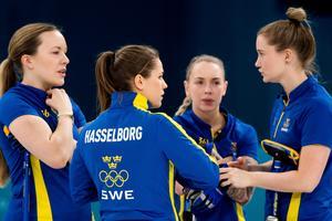 Lag Hasselborg åkte på en tung förlust. Foto:  Jon Olav Nesvold (Bildbyrån).