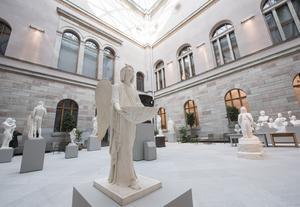 Nationalmuseum i Stockholm. Foto: Fredrik Sandberg / TT