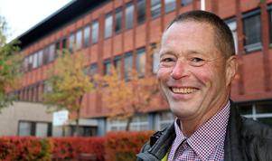 Mats Gustafsson jobbar med näringslivsfrågor Ånge kommun och ser stora samverksansmöjligheter med Bizmaker.