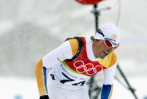 I Turin 2006 gjorde Olsson sitt första av totalt tre OS.