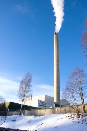 Om värmen tas från Gävle kommer den befintliga pannan i Björksätra att stå kvar som reserv.