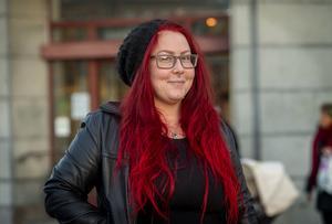 Lilja Ehiwe, 34, elevassistent, Sundsvall.