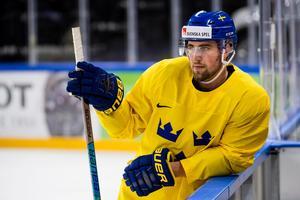 Erik Gustafsson ska operera sin tumme i Stockholm. Bild: Ludvig Thunman/Bildbyrån