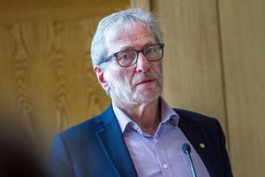 Anders Strandberg, ordförande för Bollnäs Bandys fastighetsgrupp.
