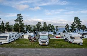 Nordic Camping Sundsvall, före detta Fläsians Camping